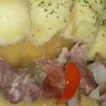 Kovářský šíp, brambor